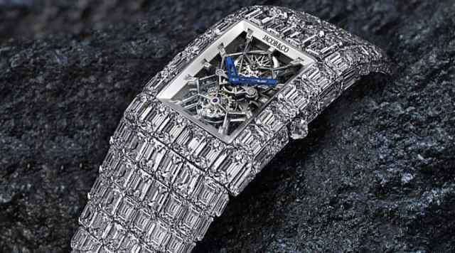 Most Expensive Watches - Jacob & Co. Billionaire Watch