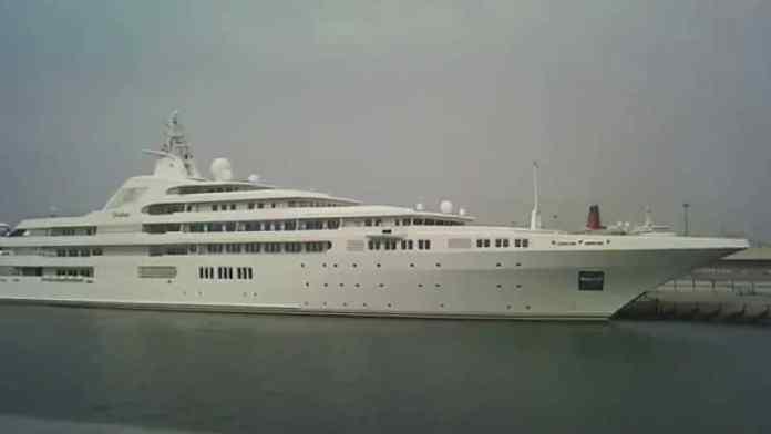 Most Expensive Yachts - Dubai