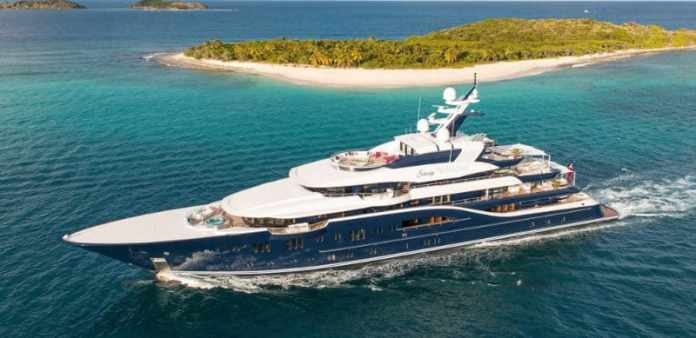 Most Expensive Yachts - Solandge