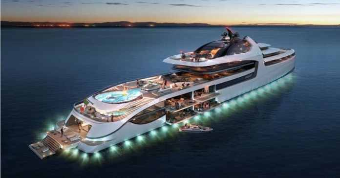 Most Expensive Yachts - Streets of Monaco