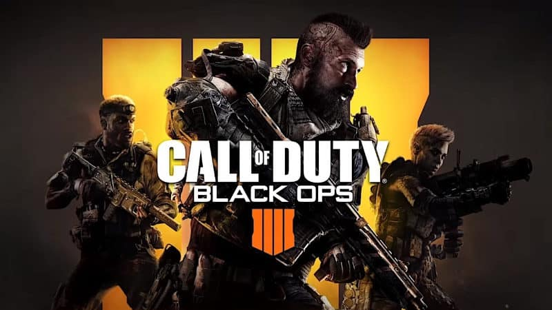 Most Popular video Games - Call of Duty- Black Ops IIII