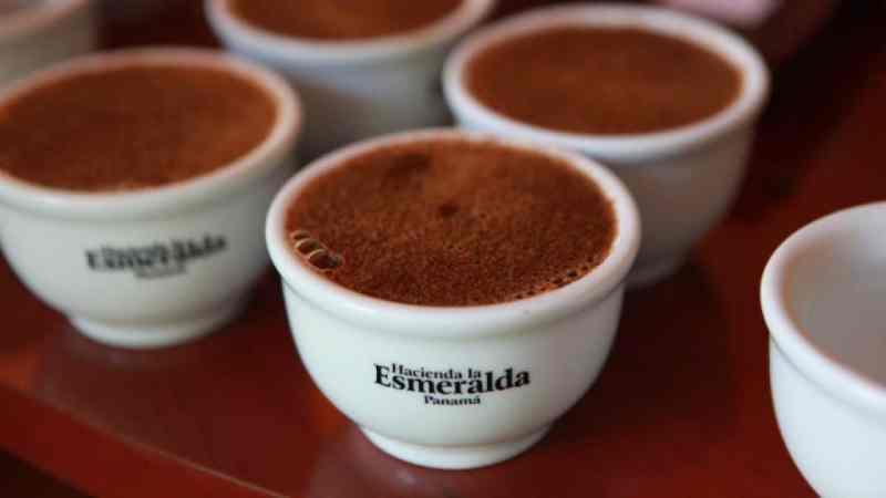 En Pahalı Kahveler - Hacienda La Esmeralda