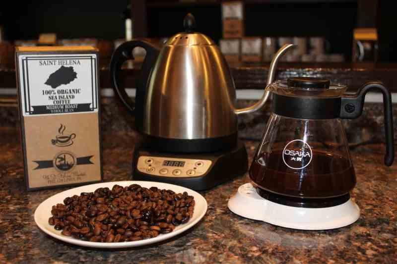 En Pahalı Kahveler - St Helena