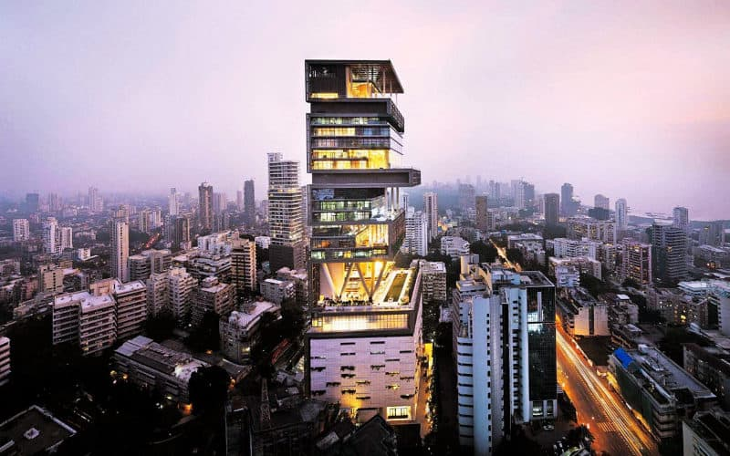 Most Expensive Houses - Antilla