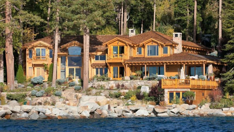 Most Expensive Houses - Ellison Estate