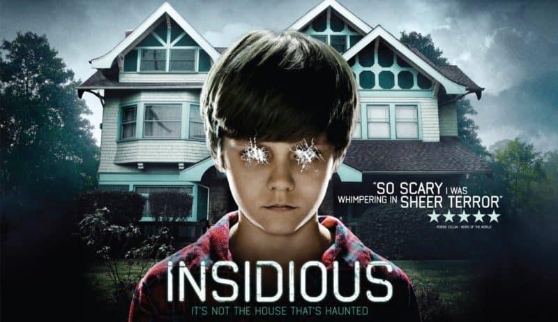Melhores filmes de terror no Netflix - Insidious (2010)
