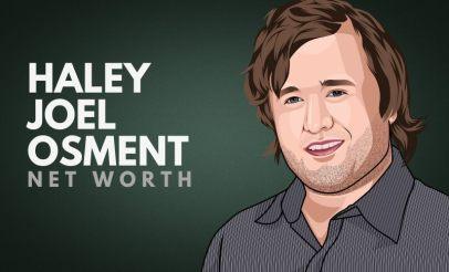 Haley Joel Osmont's Net Worth