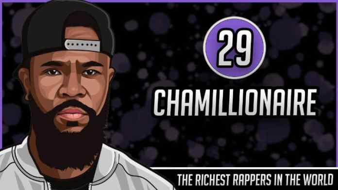 Richest Rappers in the World - Chamillionaire