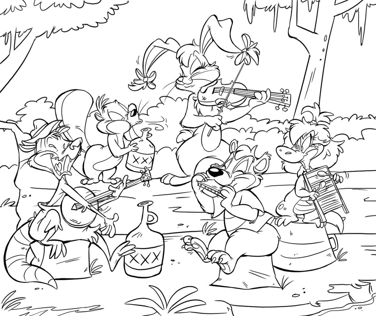Swamp Jamboree