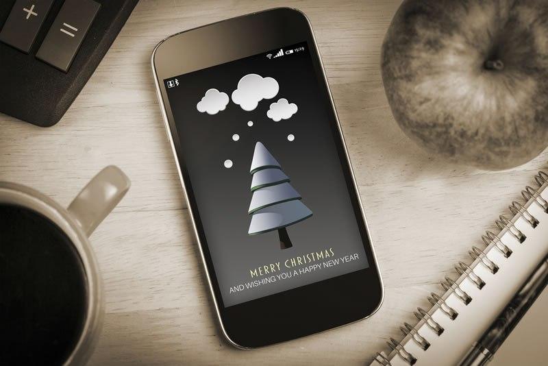 Crear Postales Navidenas Gratis Fotos.Apps Para Crear Postales De Navidad Desde Tu Celular