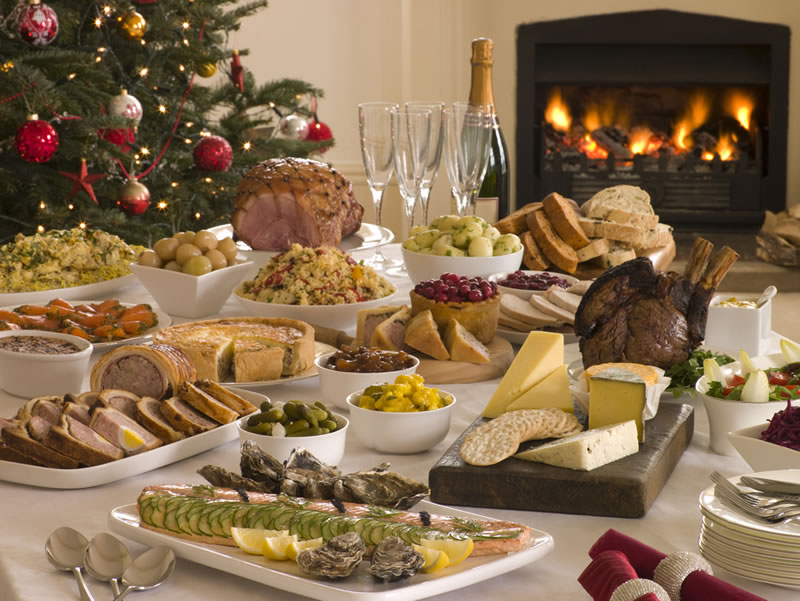 sitios con recetas de cocina para la cena de navidad o ao nuevo