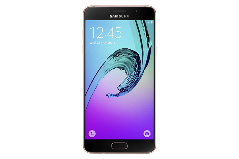 El Samsung Galaxy Serie A 2016 llegó a México - galaxy-serie-a-2016