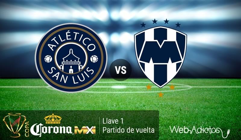 San Luis vs Monterrey, Fecha 2 de Copa MX Clausura 2016 - san-luis-vs-monterrey-copa-mx-clausura-2016