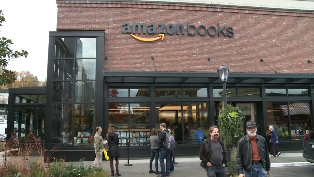 Amazon planea la apertura de tiendas físicas - amazon-store