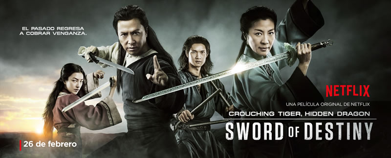 Crouching Tiger Hidden Dragon: Sword of Destiny ya disponible en Netflix - crouching-tiger-hidden-dragon-sword-of-destiny