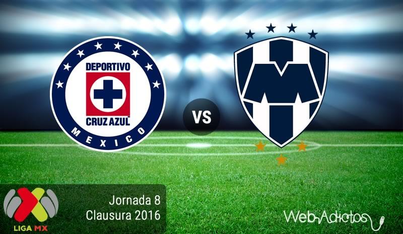 Cruz Azul vs Monterrey, Torneo Clausura 2016 | Jornada 8 - cruz-azul-vs-monterrey-jornada-8-del-clausura-2016