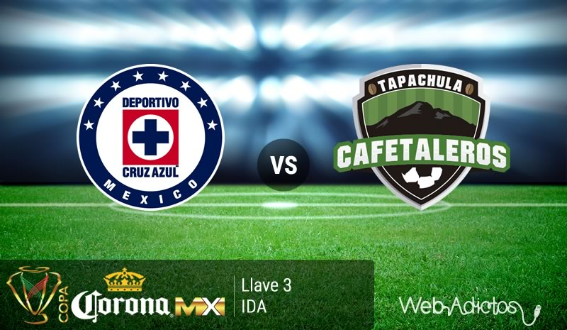 Cruz Azul vs Tapachula en la Copa MX Clausura 2016 - cruz-azul-vs-tapachula-copa-mx-clausura-2016