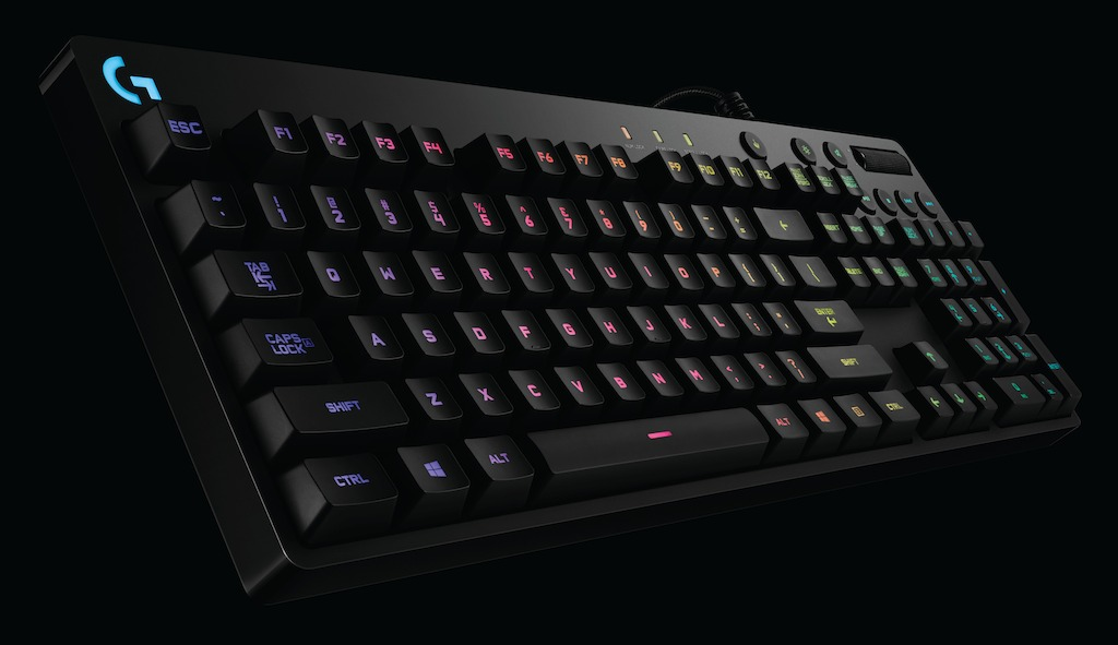 Logitech presenta G810 Orion Spectrum RGB, nuevo teclado mecánico para gamers - g810_orion-spectrum