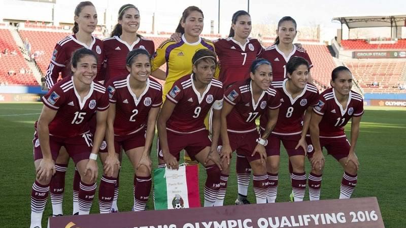 México vs Costa Rica, Preolímpico Femenino de Concacaf 2016 - mexico-vs-costa-rica-preolimpico-femenil-concacaf-2016