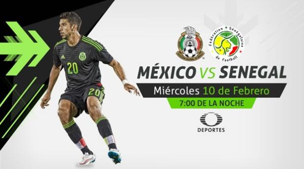 México vs Senegal, partido amistoso 2016 en Miami - mexico-vs-senegal-en-vivo-por-televisa-deportes-2016
