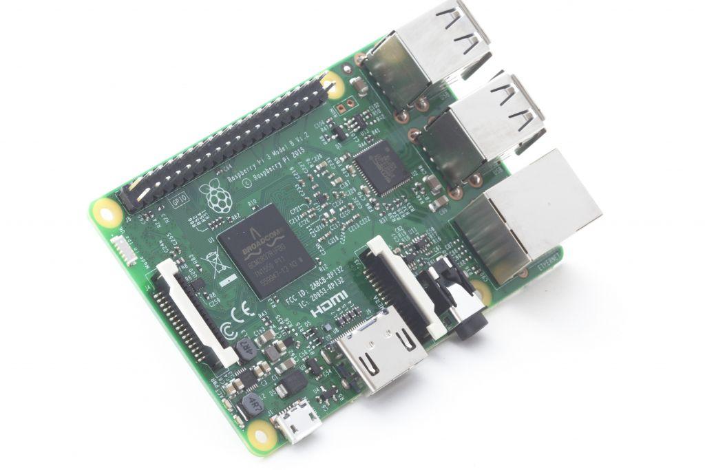 Raspberry Pi 3: celebrando 4 años de Raspberry - raspberry-pi-3