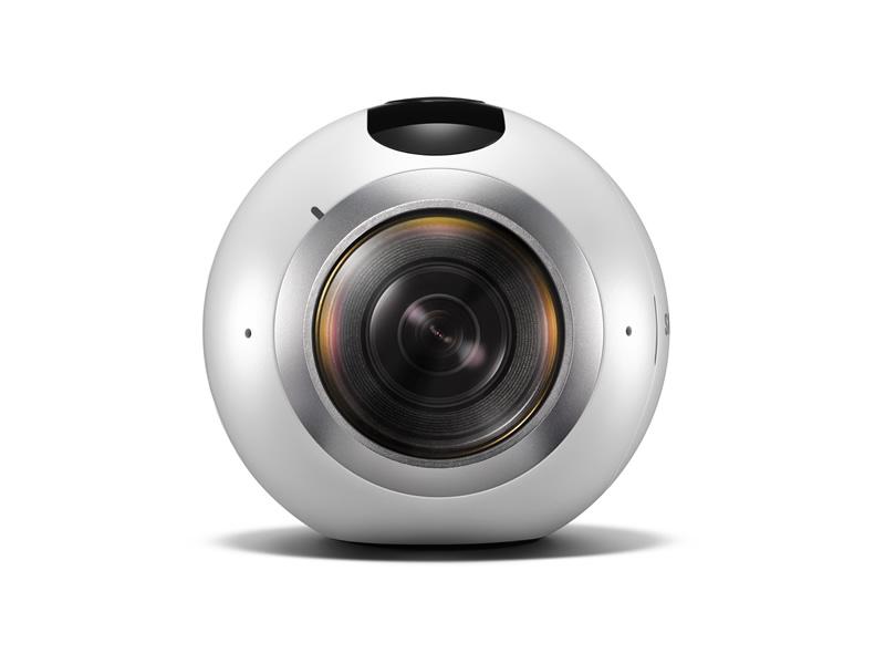 Gear 360, la nueva cámara de 360 grados de Samsung - samsung-gear-360