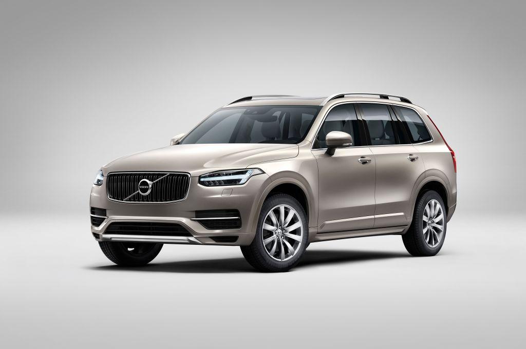 Volvo llevará Spotify a sus autos. - volvo-spotify-xc90