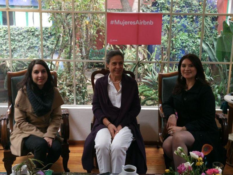 Airbnb da a conocer datos relevantes de mujeres viajeras y anfitrionas - anfitrionas-mexicanas-airbnb