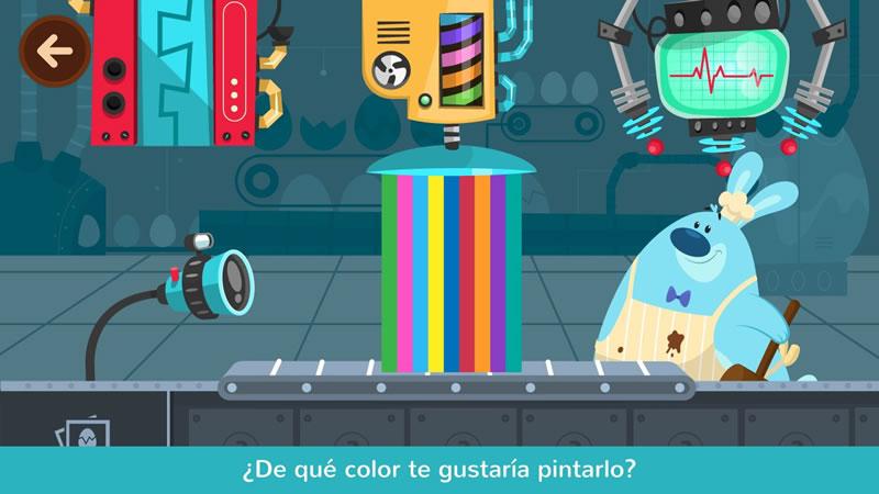 Chocolab, la app infantil para aprender jugando en Pascuas - chocolab-jugar-y-aprender