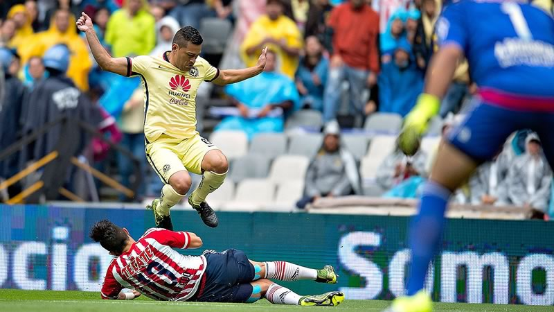 A qué hora juega Chivas vs América el clásico del Clausura 2016 y en qué canal verlo - horario-clasico-chivas-vs-america-en-el-clausura-2016