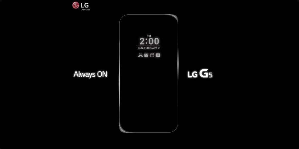 LG G5 para latinoamérica vendría con procesador Snapdragon 820 - lg-g5-always-on