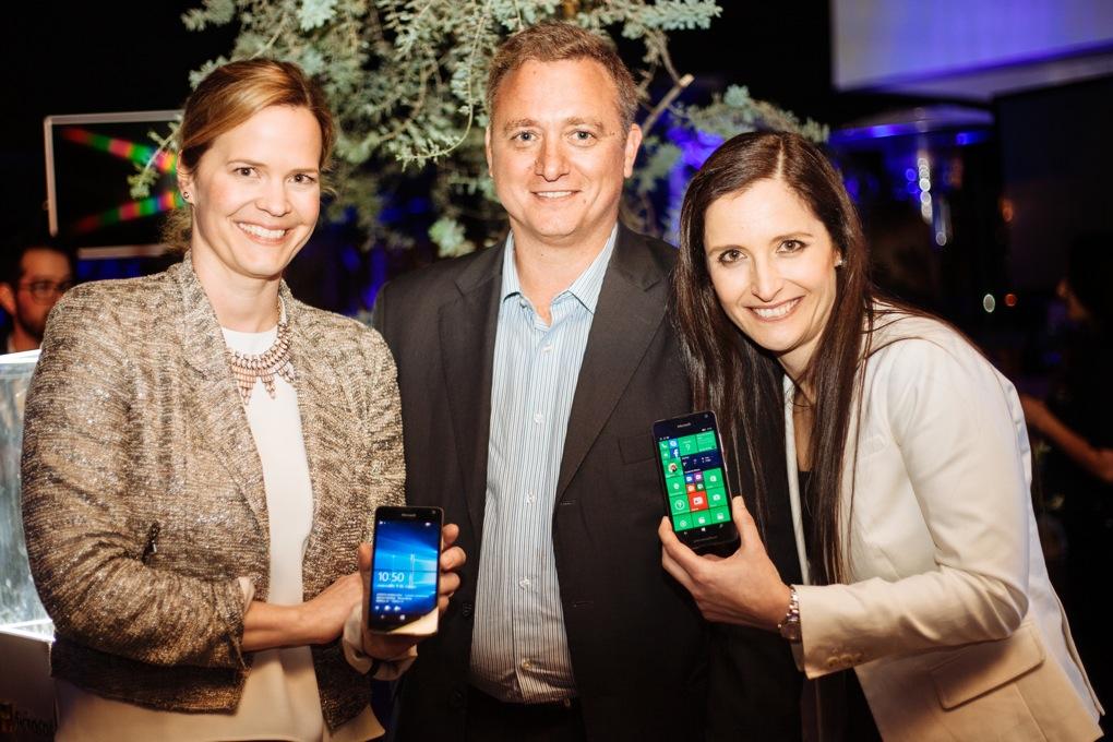 El Lumia 650 llegó a México; diseño y productividad juntos en un smartphone - lumia_directivos-microsoft