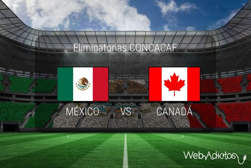 México vs Canadá, Eliminatorias CONCACAF 2018 | Resultado: 2-0 - mexico-vs-canada-eliminatorias-concacaf