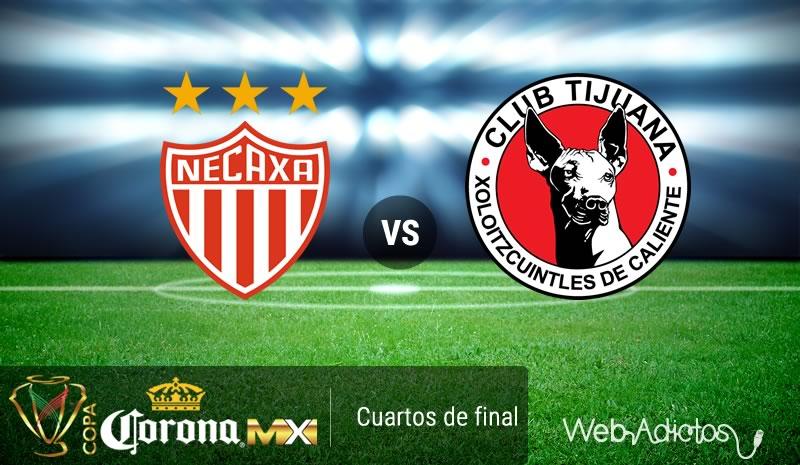 Necaxa vs Tijuana en la Copa MX Clausura 2016 | Cuartos de final - necaxa-vs-tijuana-en-la-copa-mx-clausura-2016
