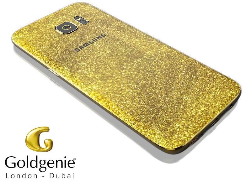 ¿Quieres un Samsung Galaxy S7 de Oro? Goldgenie puede hacerlo para ti - samsung-galaxy-s7-oro-goldgenie
