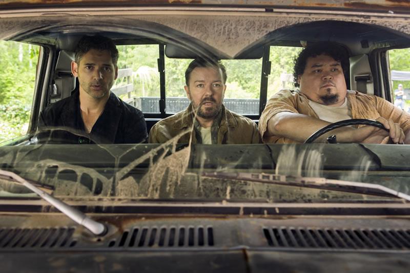 Películas de estreno en Netflix durante abril de 2016 - special-correspondents
