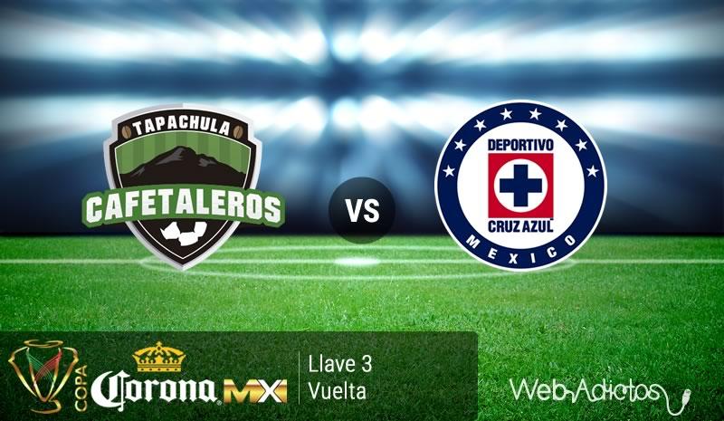 Tapachula vs Cruz Azul, Copa MX Clausura 2016 | Llave 3 vuelta - tapachula-vs-cruz-azul-en-la-copa-mx-clausura-2016