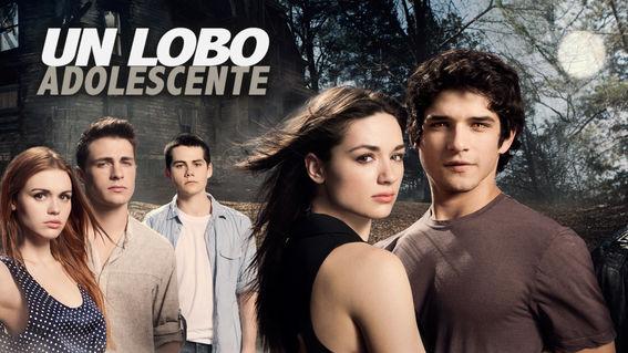 Series de estreno en Netflix durante abril de 2016 - un-lobo-adolescente