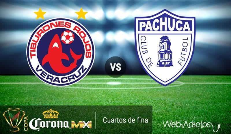 Veracruz vs Pachuca, Copa MX Clausura 2016 | Cuartos de final - veracruz-vs-pachuca-en-la-copa-mx-clausura-2016