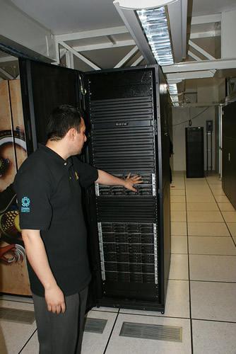 Xiuhcóatl, la súper computadora que realiza 250 billones de operaciones por segundo - xiuhcoatl-super-computadora-cinvestav