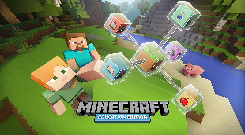 Microsoft anuncia actualizaciones inspiradas en los maestros para Windows, Office y Minecraft - education-minecraft