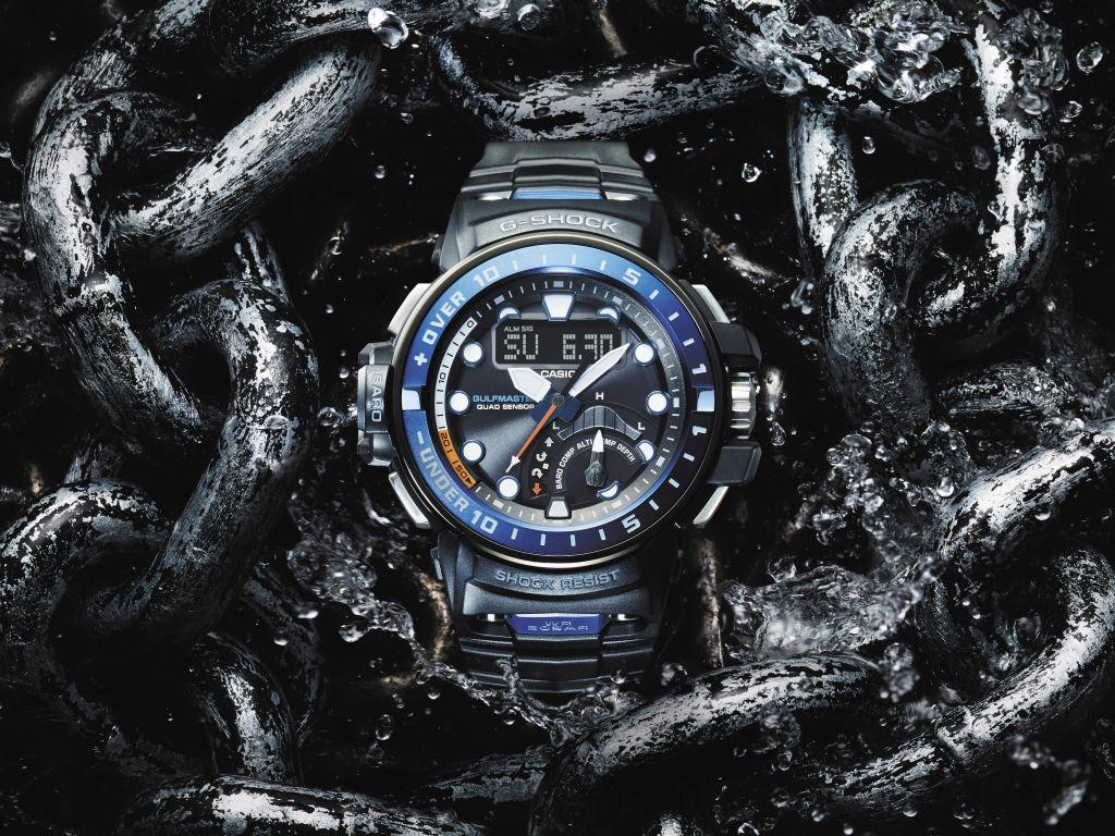 G-SHOCK presenta Gulfmaster un reloj con inspiración naútica - gwn_q1000_theme