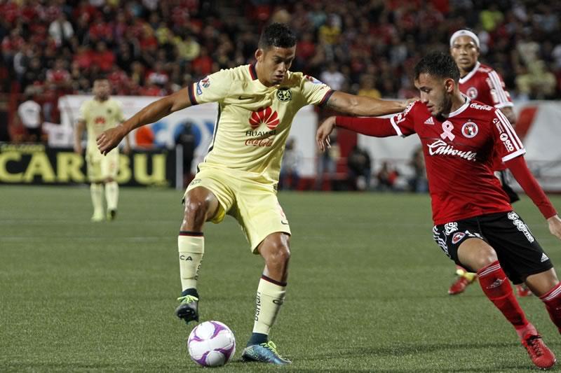 A qué hora juega América vs Tijuana en el Clausura 2016 y qué canal lo transmite - horario-america-vs-tijuana-en-el-clausura-2016