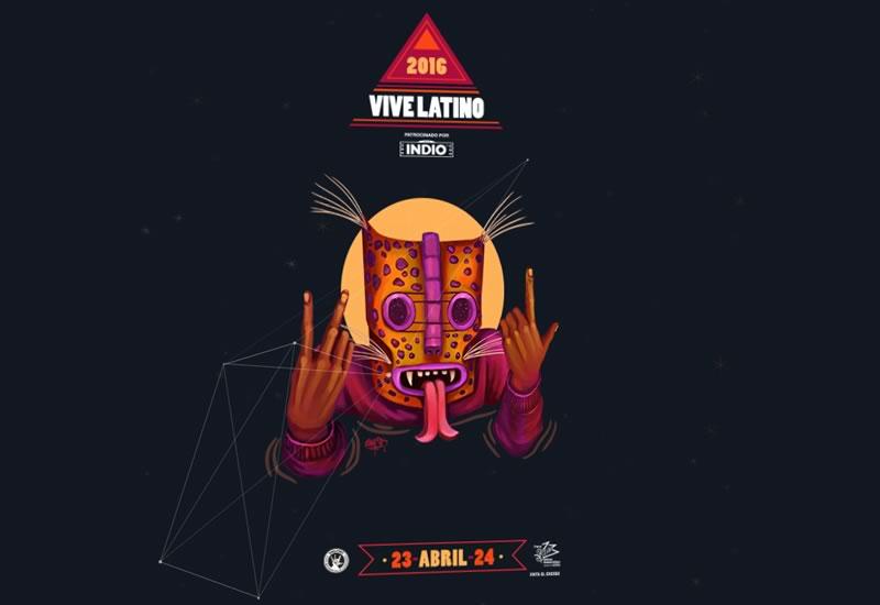 Conoce los horarios del Vive Latino 2016 por escenario - horarios-vive-latino-2016