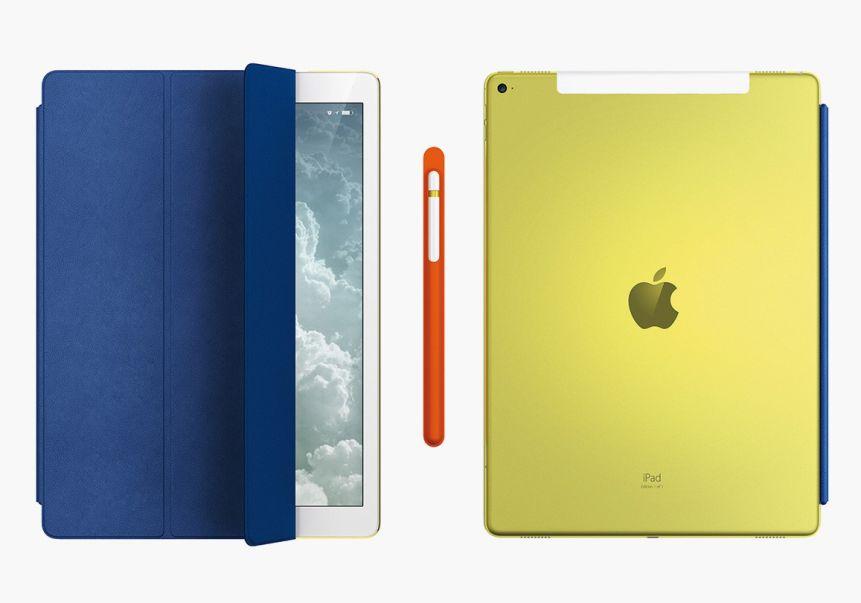iPad Pro edición 1 de 1 entra en subasta - ipad-pro-1de1