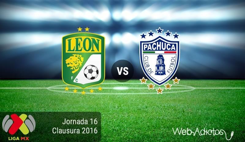 León vs Pachuca, Jornada 16 del Clausura 2016 | Resultado: 0-0 - leon-vs-pachuca-jornada-16-del-clausura-2016