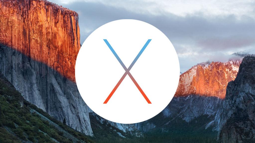 OS X sería renombrado como MacOS. - os-x