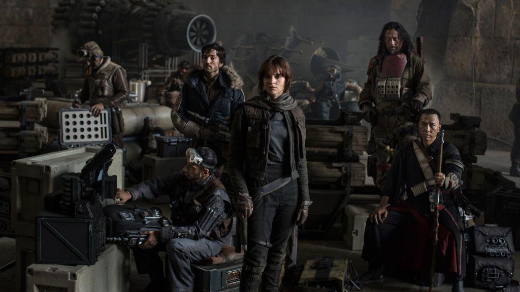 "Primer trailer de ""Rogue One: A Star Wars Story"" - rogue-one"