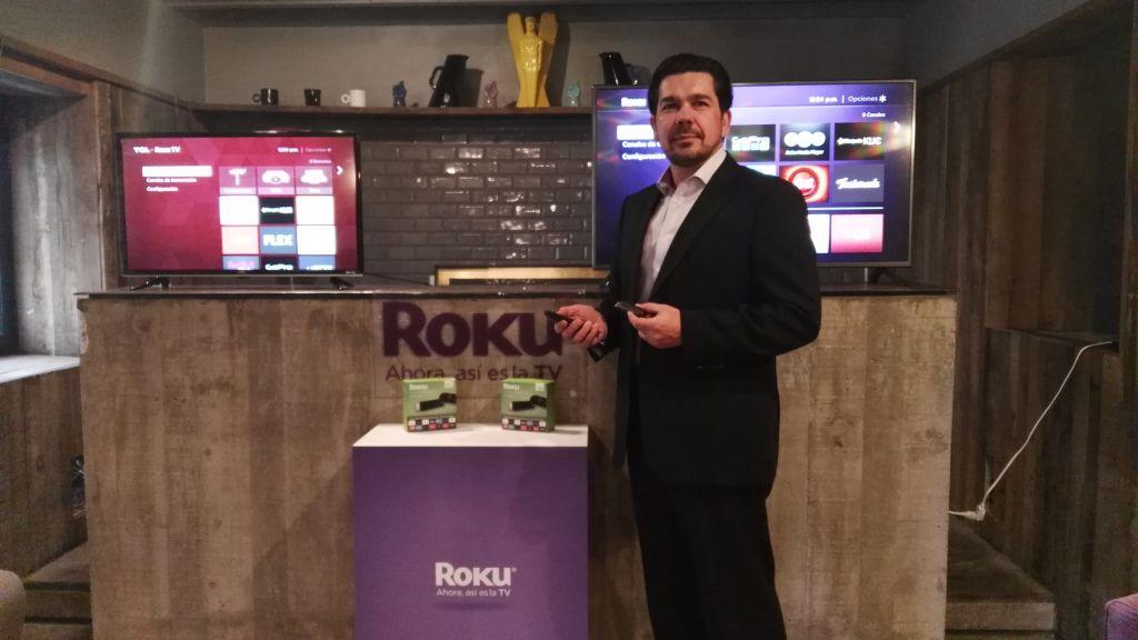 El Nuevo Roku Streaming Stick, más poderoso y portátil - roku