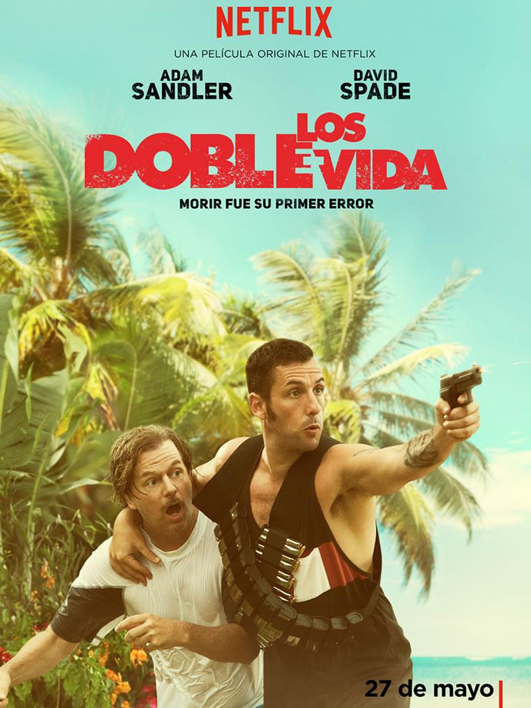 Mira el primer trailer de The Do-Over de Adam Sandler - the-do-over-los-doble-vida
